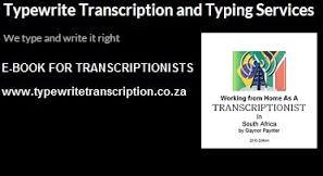transcription e-book